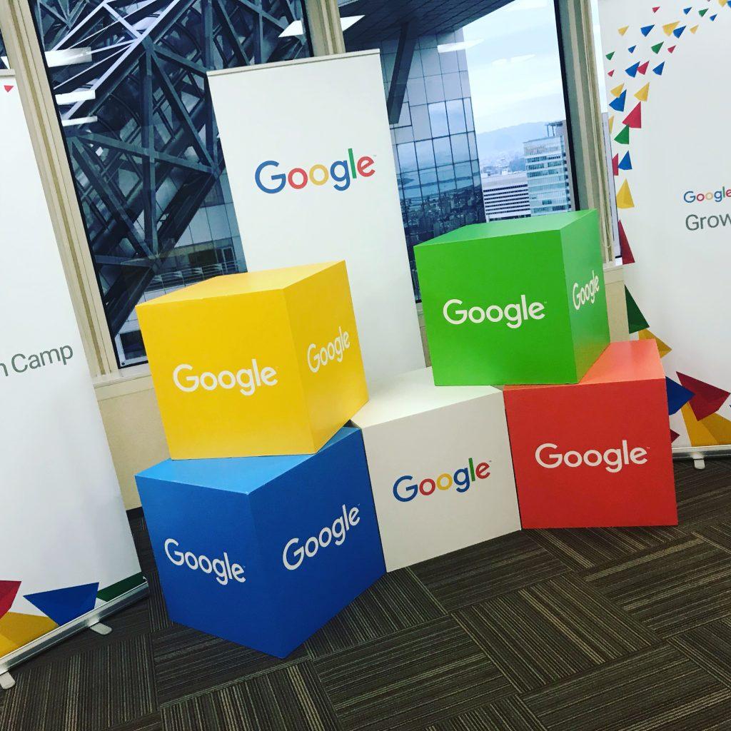 Google主催「Growth Camp」に参加してきました。